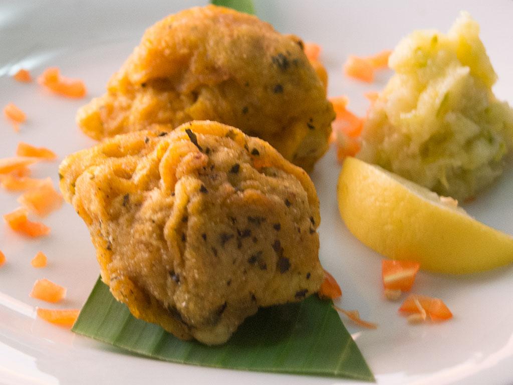 Breadfruit Balls
