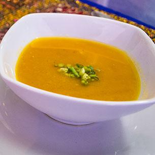Pumpkin Soup - Thumbnail